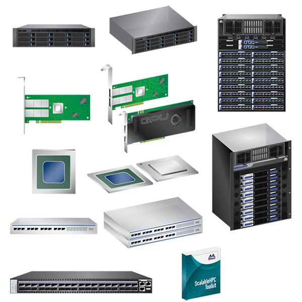 Mellanox Illustrations